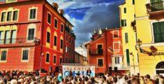Renzi a Sestri Levante (foto hdr)