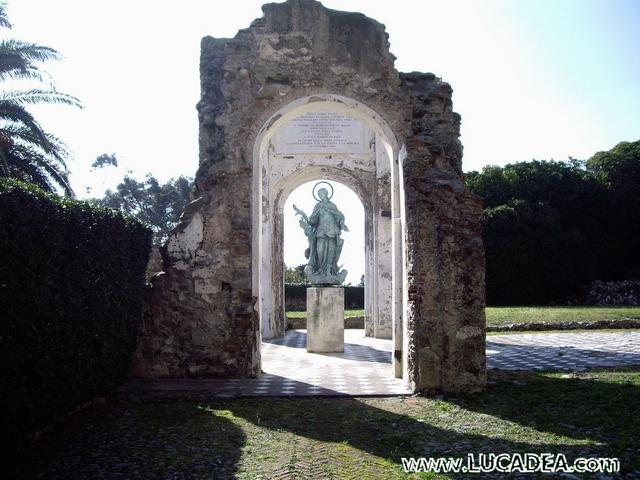 Ruderi di Santa Caterina