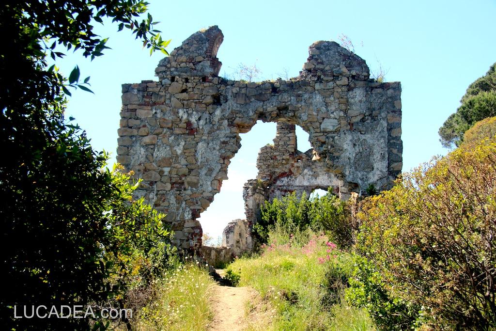 Ruderi di Sant'Anna (foto)