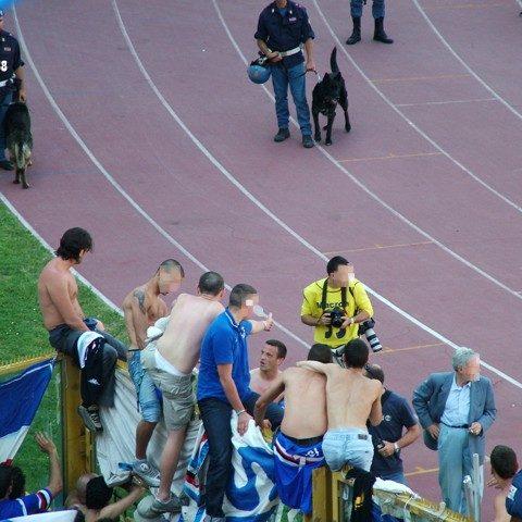 Bologna-Sampdoria 2004/2005
