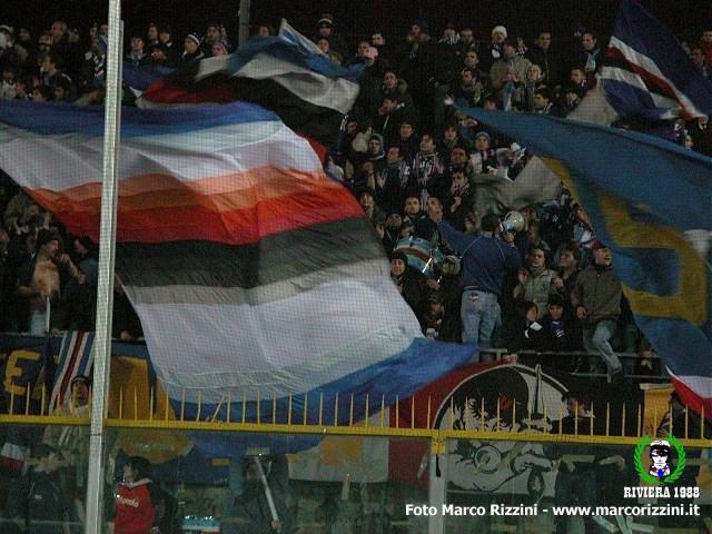 Brescia-Sampdoria 2004/2005