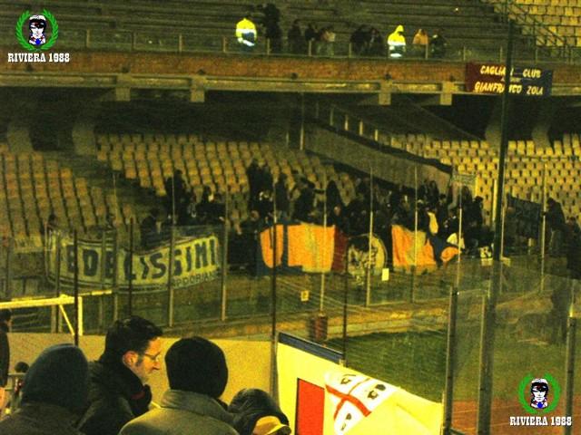 Cagliari-Sampdoria 2004/2005 coppa Italia