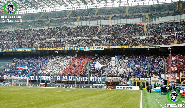Inter-Sampdoria 2004/2005