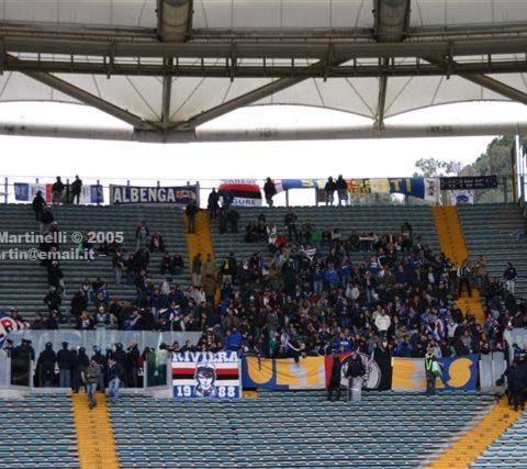 Lazio-Sampdoria 2004/2005