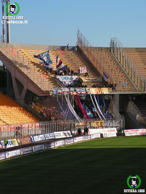 Lecce-Sampdoria 2004/2005