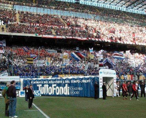 Milan-Sampdoria 2004/2005