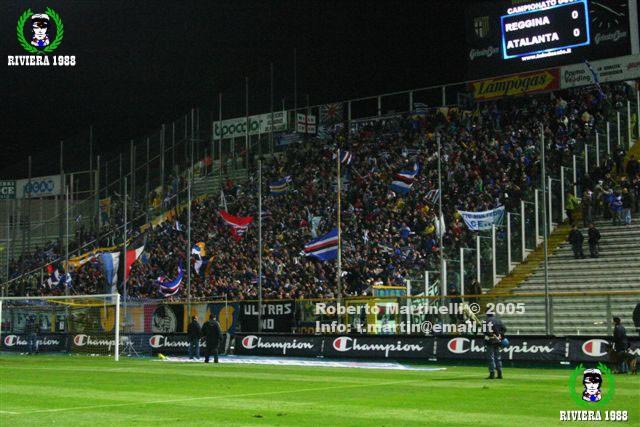 Parma-Sampdoria 2004/2005