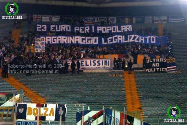 Roma-Sampdoria 2004/2005