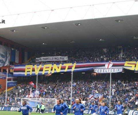 Sampdoria-Atalanta 2004/2005
