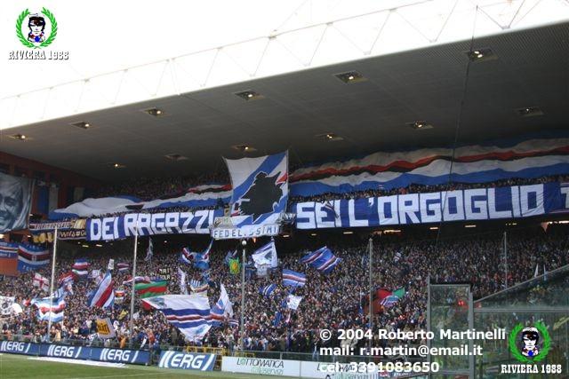Sampdoria-Chievo Verona 2004/2005