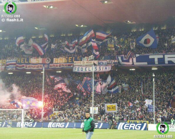 Sampdoria-Fiorentina 2004/2005