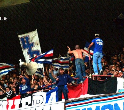 Sampdoria-Messina 2004/2005
