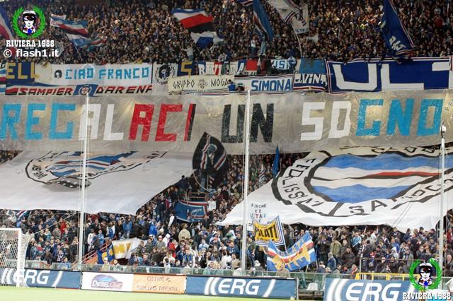 Sampdoria-Palermo 2004/2005