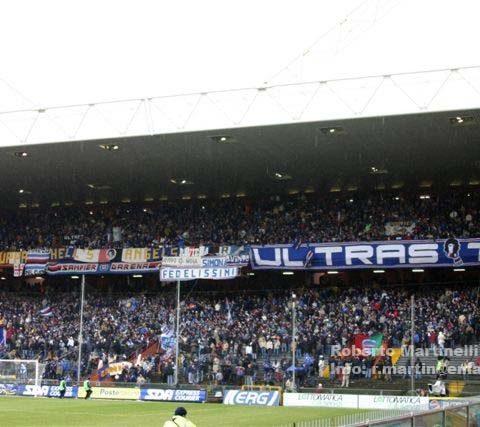 Sampdoria-Reggina 2004/2005