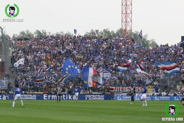 Udinese-Sampdoria 2004/2005