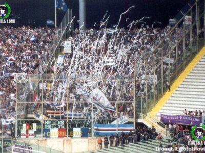 Fiorentina-Sampdoria 2005/2006