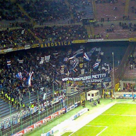 Inter-Sampdoria 2005/2006