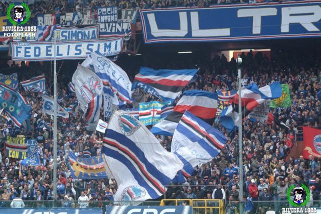 Sampdoria-Cagliari 2005/2006