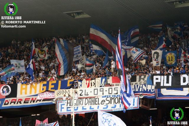 Sampdoria-Chievo Verona 2005/2006