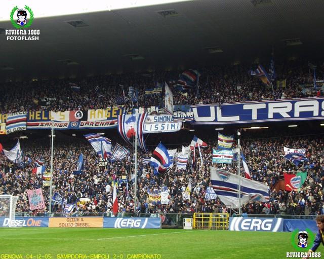 Sampdoria-Empoli 2005/2006