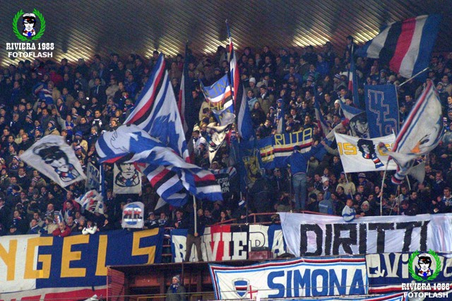 Sampdoria-Fiorentina 2005/2006