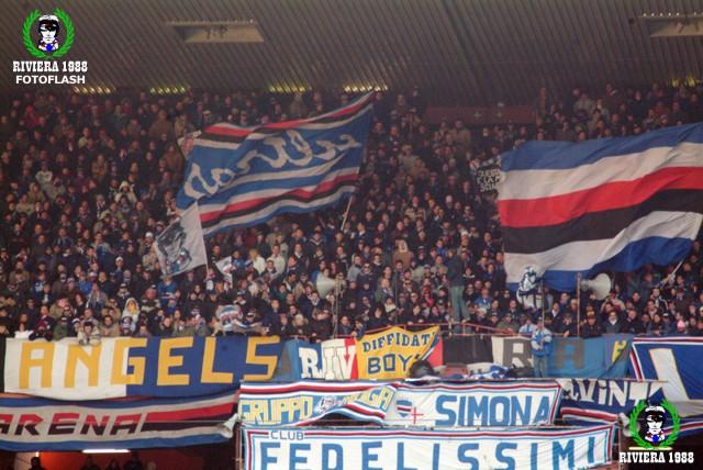 Sampdoria-Treviso 2005/2006