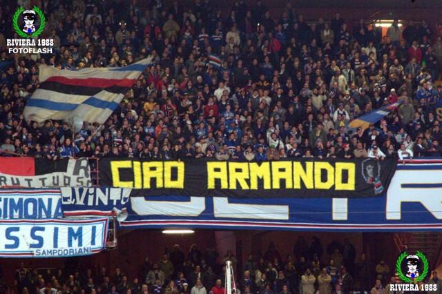 Sampdoria-Udinese 2005/2006 coppa Italia