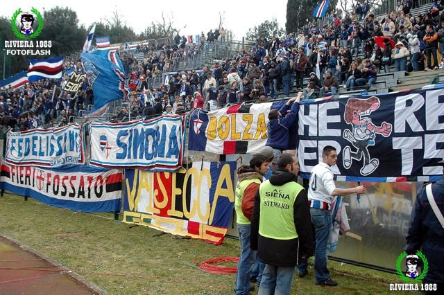 Siena-Sampdoria 2005/2006