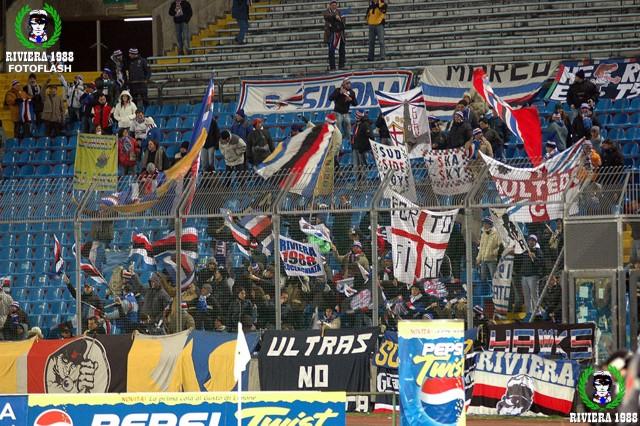 Udinese-Sampdoria 2005/2006