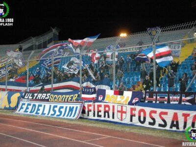 Udinese-Sampdoria 2005/2006 coppa Italia