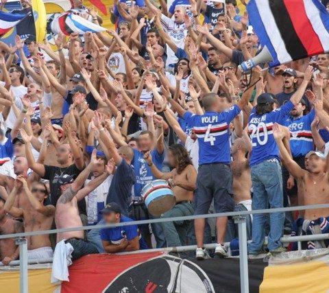 Victoria Setubal-Sampdoria 2005/2006 coppa Uefa