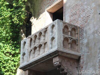 Terrazzo di Giulietta a Verona