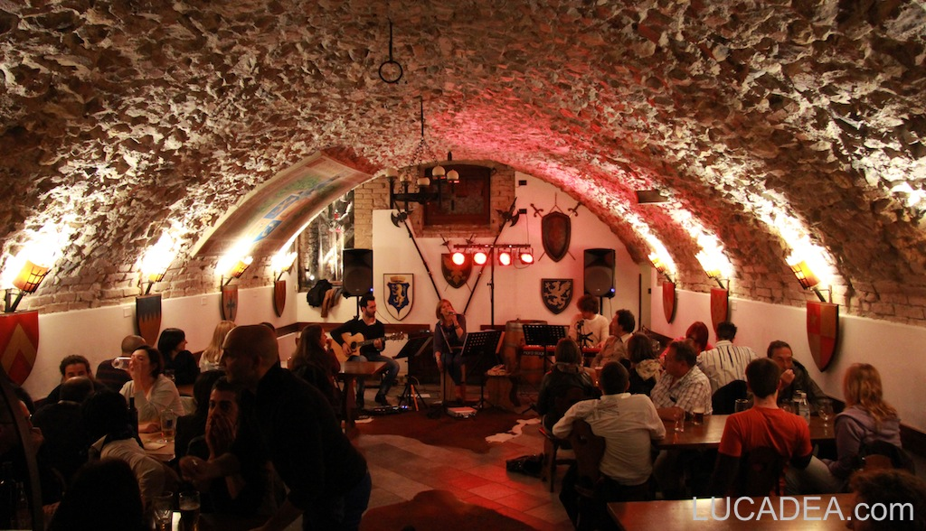 La Taverna degli Scudi a Salò