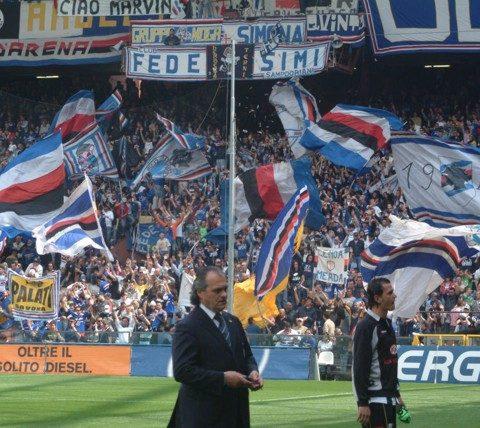 Sampdoria-Udinese 2005/2006