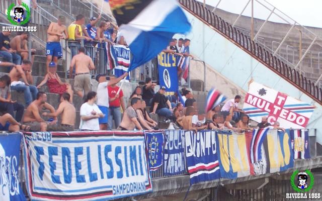 Benevento-Sampdoria 2006/2007 coppa Italia