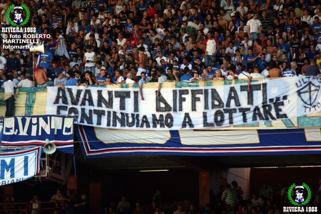 Sampdoria-Empoli 2006/2007