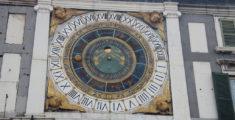 La torre dell'orologio di Brescia (foto)