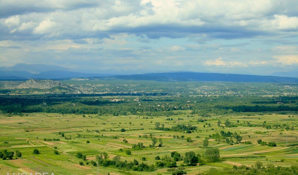 Paesaggio bosniaco