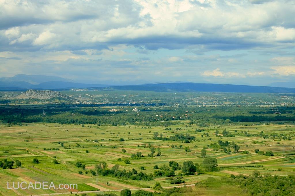 Paesaggio bosniaco (foto)