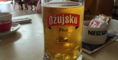 Birra Ozujsko, bionda croata (foto)