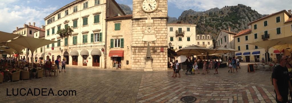 Centro storico di Kotor (foto)