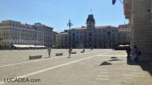 Piazza Unità d'Italia: la piazza più famosa di Trieste (foto)