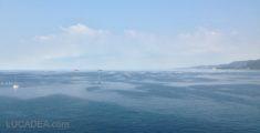 Mare calmo a Trieste