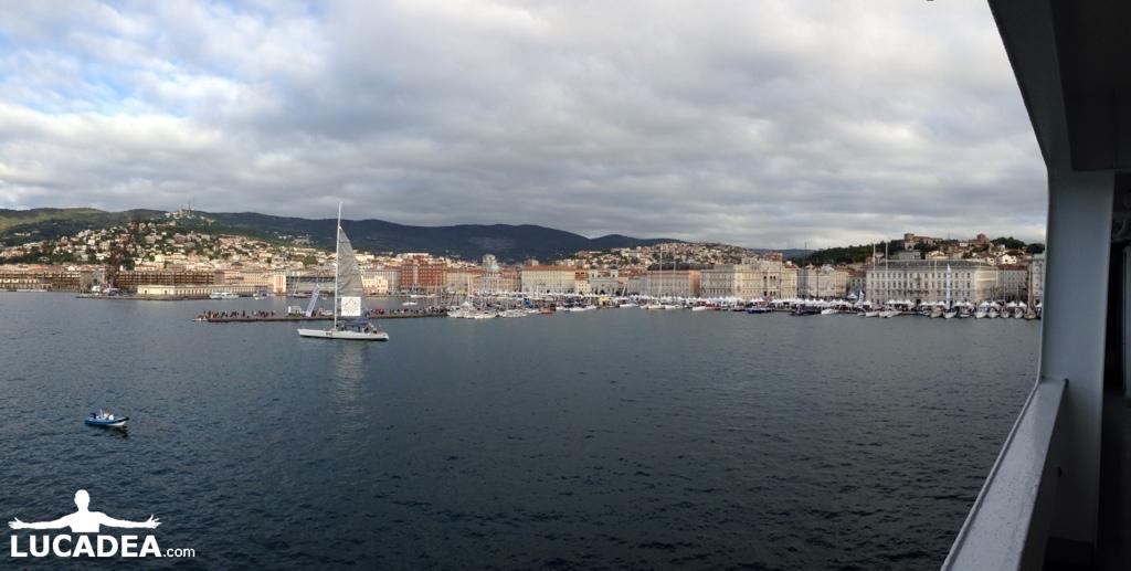 Barcolana 2013, Trieste