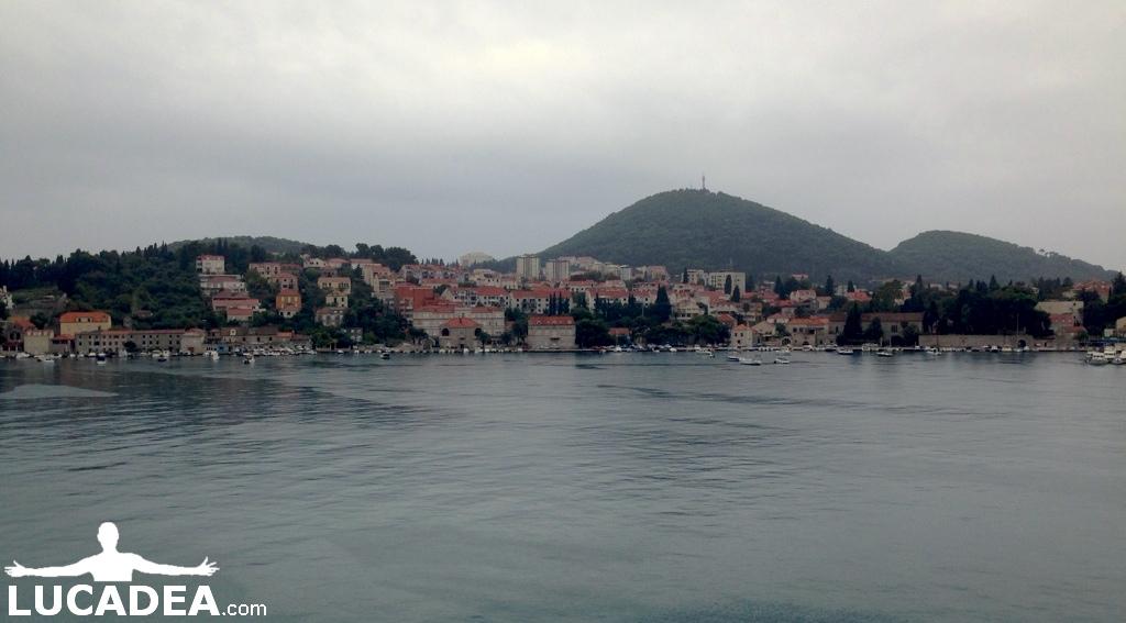 Dubrovnik in ottobre