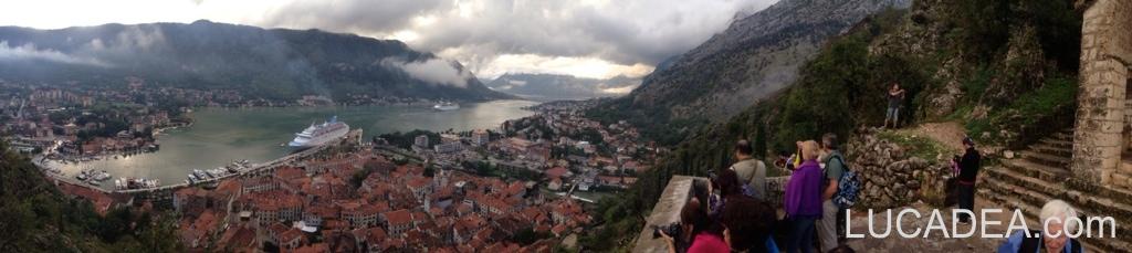 Kotor panoramica
