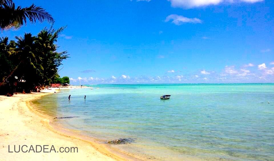 Spiagge da sogno: Bora Bora