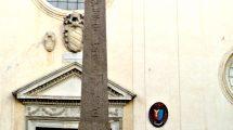 Obelisco della Minerva a Roma (foto)