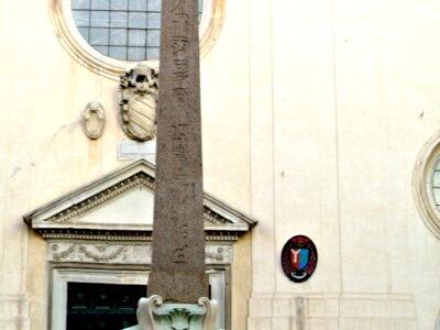 obelisco di minerva