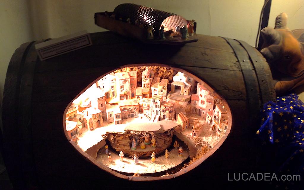 Presepi a Luceram (foto)